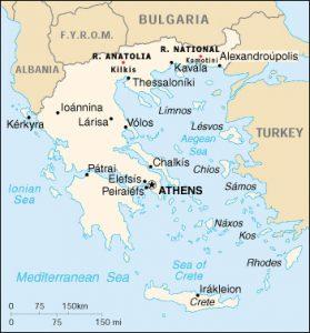 Omnes, Kilkis regional map