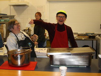 Ashwood Church's community fundraiser for the Food Project