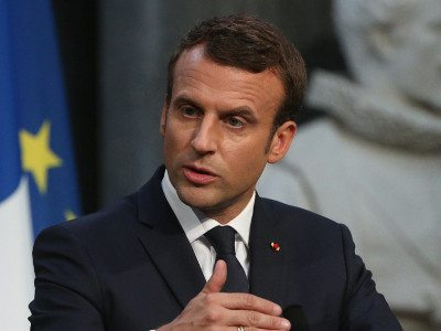 Emmanuel Macron has come under fire for France's draft asylum and immigration bill.