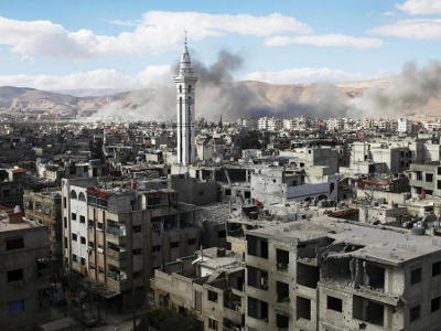 Refugee story: My phone reminds me it is 1,808 days exactly since I left Damascus