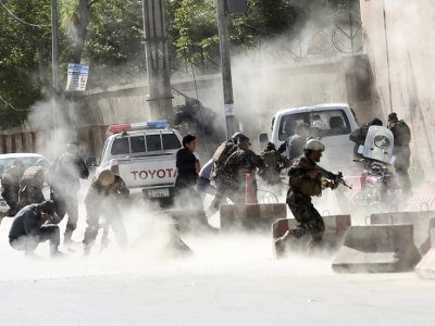 Kabul suicide attack small