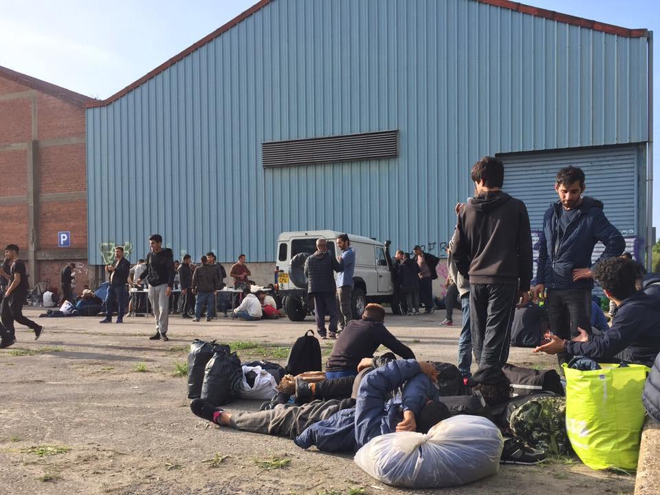 Dunkirk refugee