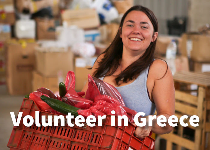 Volunteer with refugees in Greece - Help Refugees