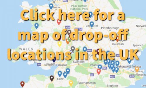 Where to donate items for refugees in the UK - UK drop off locations