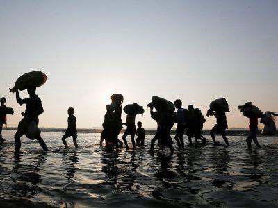 Réfugiés du changement climatique