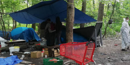 Eviction in Dunkirk Grand Synthe
