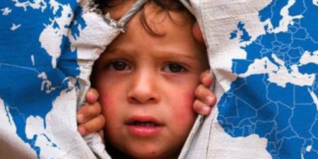 One million children trapped in Idlib Syria