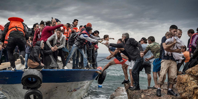 European Refugee Crisis: The truth - Choose Love