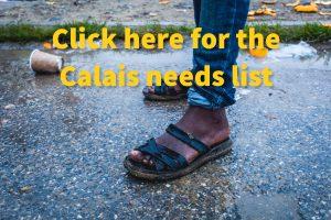 Calais needs list