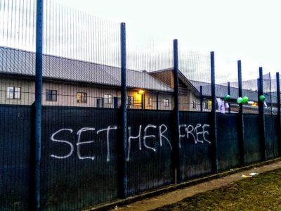 Set Her Free Yarl's Wood