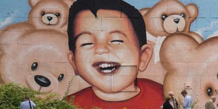 Alan Kurdi mural