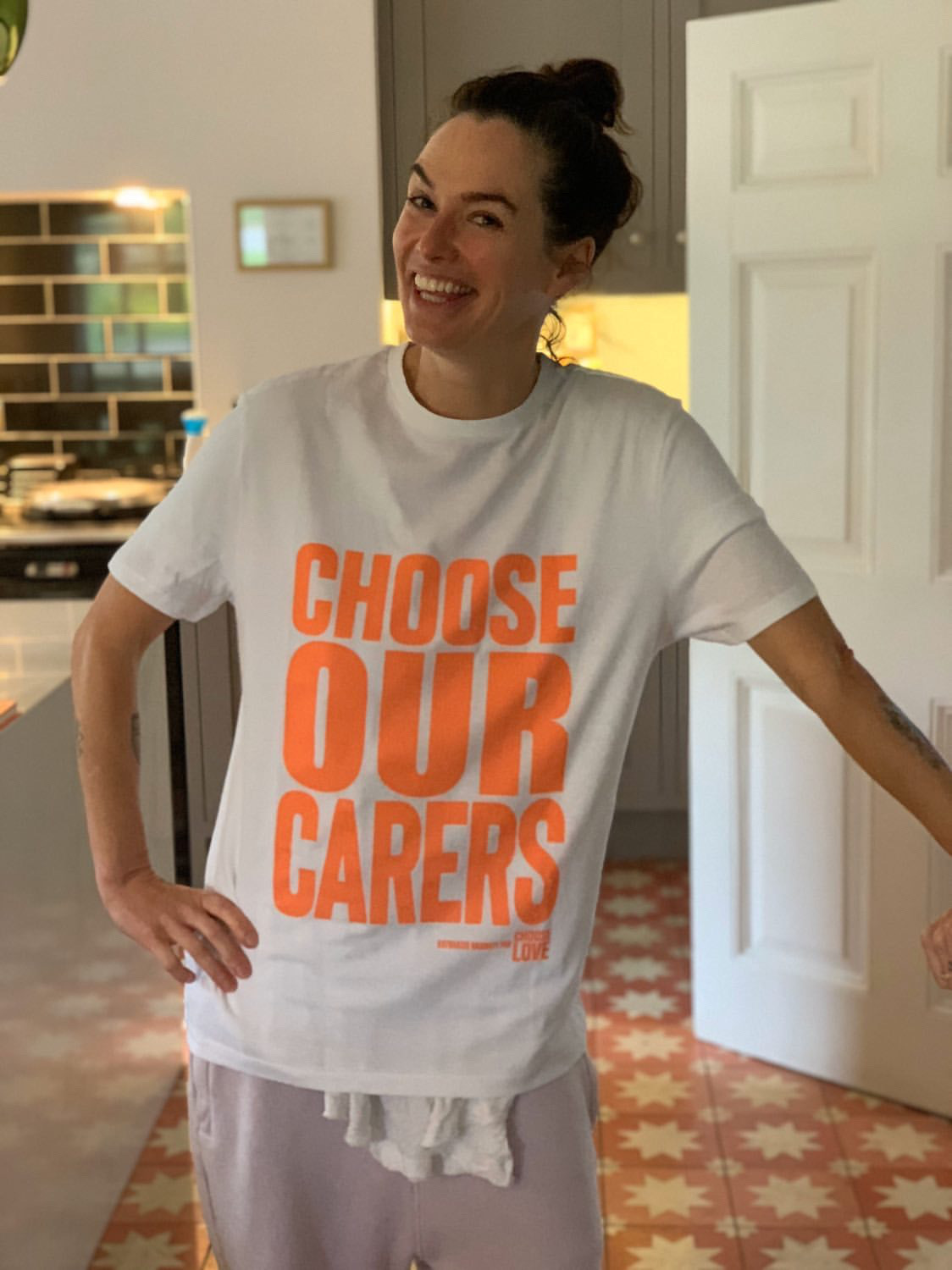 Choose Our Carers - Lena Heady