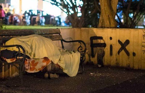Homelessness in Greece
